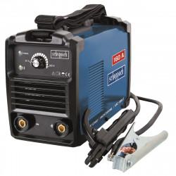 Scheppach WSE1100 svářecí invertor 160A s příslušenstvím