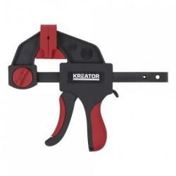 KREATOR KRT552203 jednoruční svěrka 450mm