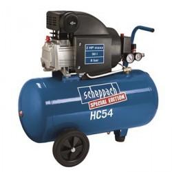 Woodster / Scheppach HC54 olejový kompresor 8 bar s nádobou 50 litrů