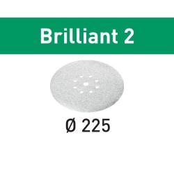 Brusné kotouče STF D225/8 P100 BR2/25 Brilliant 2