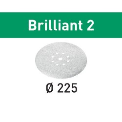 Brusné kotouče STF D225/8 P120 BR2/25 Brilliant 2