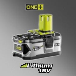 RYOBI RB18L40 akumulátor Li-ion 18V/4Ah